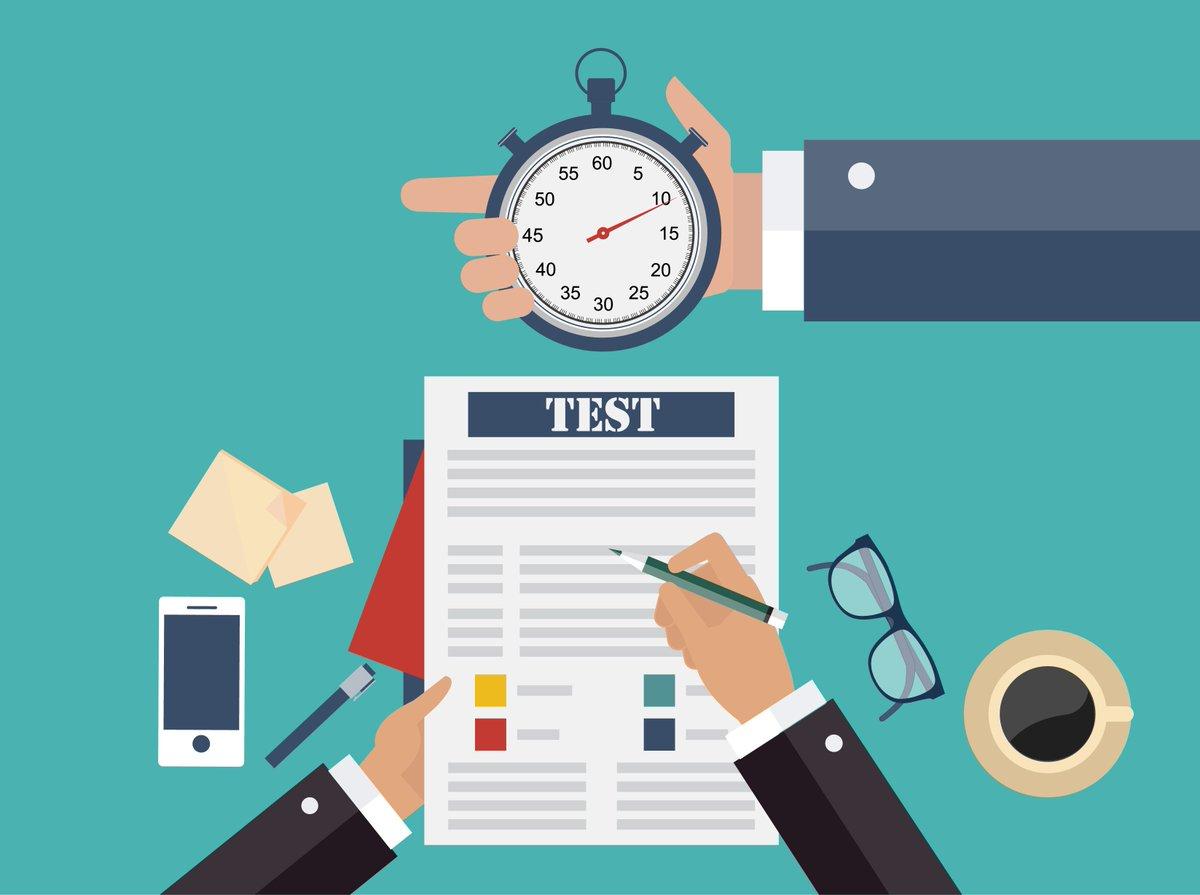 Prin exercițiu îți poți îmbunătăți performanța la testele psihometrice
